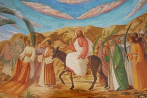 Palm Sunday in the Bible