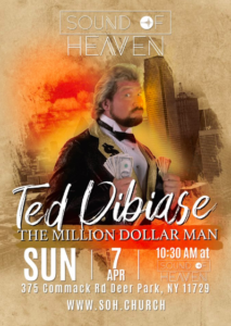 """Million Dollar Man"" to Visit Sound of Heaven Church 1"
